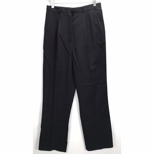 Escada Womans Tapered Tailored Trouser Pants